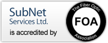 Subnet Services Lts is accredited by the FOA